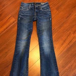 Denim - Anoname bootcut Jeans